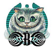 bassnectar chashire cat  Photographic Print