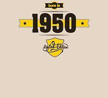 Born in 1950 (Choco&Yellow) Womens T-Shirt