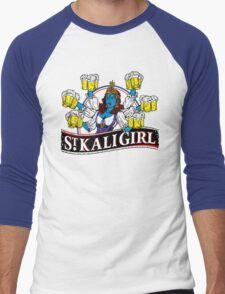 St Kali Girl Men's Baseball ¾ T-Shirt
