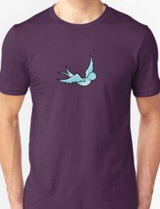 Just a Little Blue Bird Unisex T-Shirt