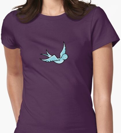 Just a Little Blue Bird T-Shirt
