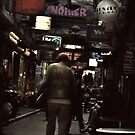 Melbourne's Laneways & Alleys 15 by Trish Woodford