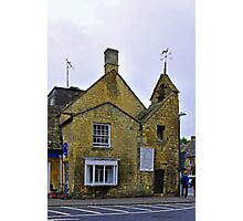 Curfew Tower, Moreton-in-Marsh Photographic Print