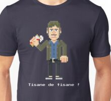 Quint VF - Jaws Pixel Art Unisex T-Shirt