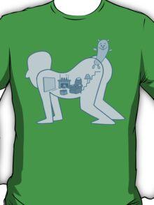Hamster Butt World X-ray! T-Shirt