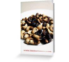 RAW cashewz Greeting Card