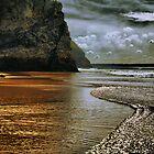 Bedruthan Beach by SylviaHardy
