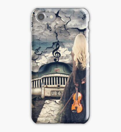 The Blues... iPhone Case/Skin