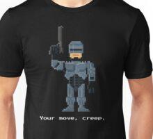 Robocop - Robocop Pixel Art Unisex T-Shirt