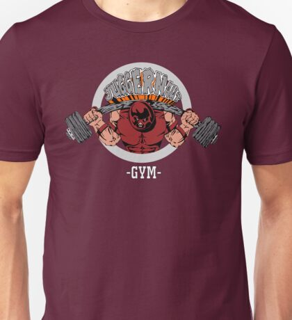 Juggernaut Gym Unisex T-Shirt