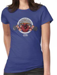 Juggernaut Gym Womens Fitted T-Shirt