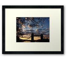 Contract Bridge Framed Print