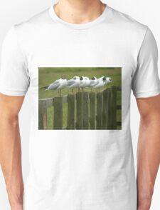Keeping watch Unisex T-Shirt
