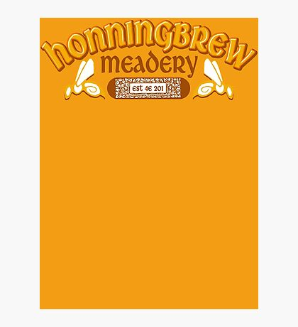 Honningbrew Meadery Photographic Print