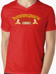 Honningbrew Meadery Mens V-Neck T-Shirt