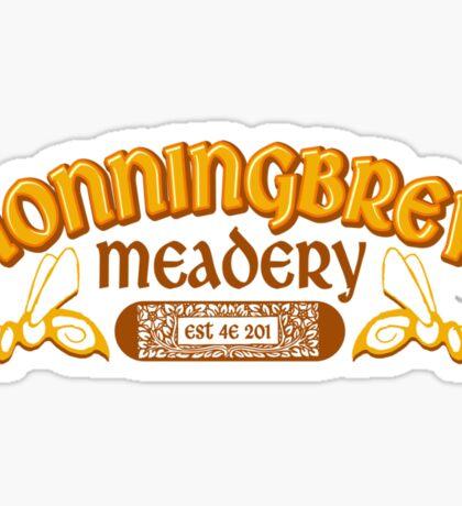 Honningbrew Meadery Sticker