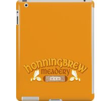 Honningbrew Meadery iPad Case/Skin