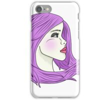 Lavender Wind iPhone Case/Skin