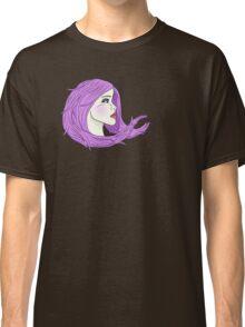 Lavender Wind Classic T-Shirt