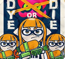 Splatoon - Dye or Die by MartinIsAwesome