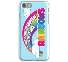 Cabin Pressure - Rainbows iPhone Case/Skin