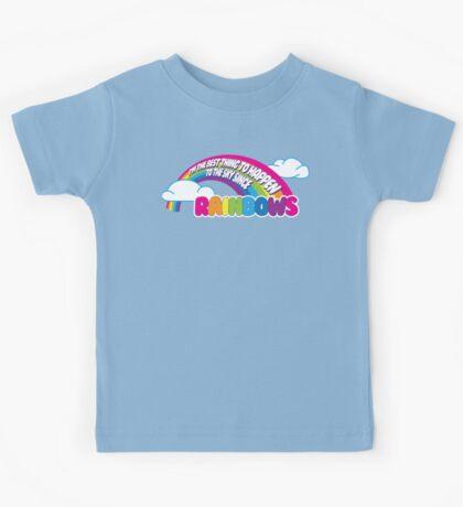 Cabin Pressure - Rainbows Kids Tee