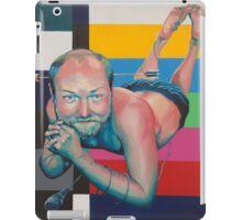 Comic Pin Up iPad Case/Skin