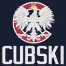 Chicago Polish Cubski Fan by PolishArt