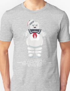 Stay Puft - Ghostbusters Pixel Art T-Shirt