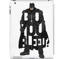 Batman Dawn Of Justice iPad Case/Skin