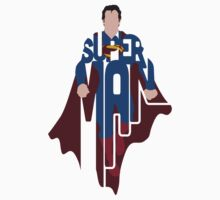 Superman, The Man Of Steel by Grantedesigns  :)