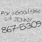 Jenny by cpinteractive