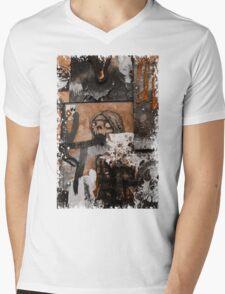 New York Street Art  Mens V-Neck T-Shirt