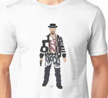 I Am The One Who Knocks Heisenberg Unisex T-Shirt