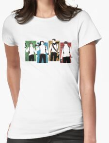 Uncharted Evolution Womens Fitted T-Shirt