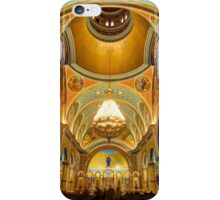 The Symmetry of St. Nicholas Ukrainian Church iPhone Case/Skin