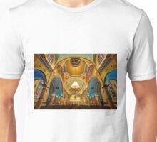 The Symmetry of St. Nicholas Ukrainian Church Unisex T-Shirt