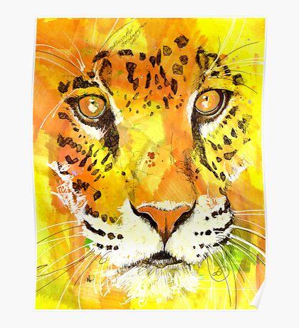 Yellow Eyes Poster