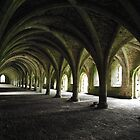 Fountains Abbey 2 by Brunoboy