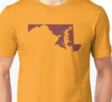 Home Sweet Maryland/ D.C (Football) Unisex T-Shirt
