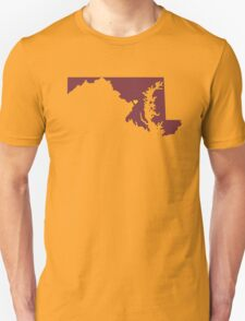 Home Sweet Maryland/ D.C (Football) T-Shirt