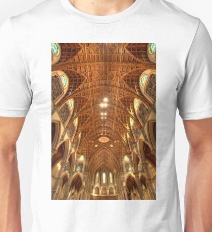 Holy Name Long View Unisex T-Shirt