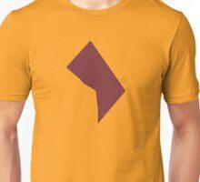 Home Sweet  Washington, D.C (Football) Unisex T-Shirt