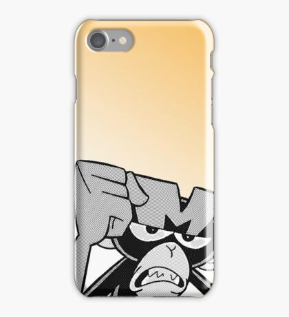 MOMO the monkey iPhone Case/Skin