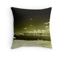 Suchdol Beach Throw Pillow