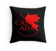 CA-NERV-A Throw Pillow