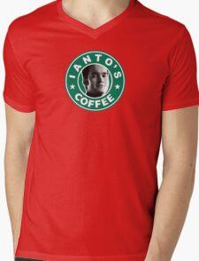 Ianto's Coffee Mens V-Neck T-Shirt