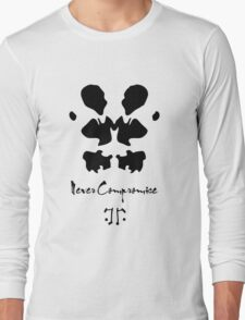 Never compromise Long Sleeve T-Shirt