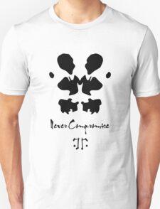 Never compromise Unisex T-Shirt