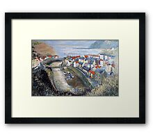 Classic Staithes Framed Print